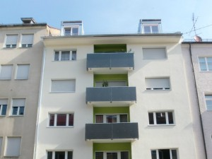 Nürnberg - Goethestraße 17