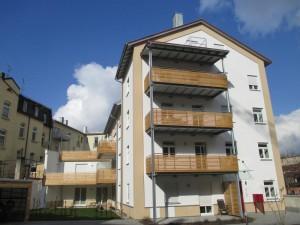 Bamberg - Dr.-von-Schmitt-Str. 1a
