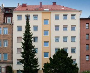 Regensburger Str. 22 - Außenansicht
