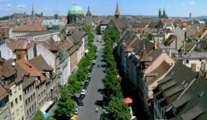 Regensburger Str. 22 - Lage